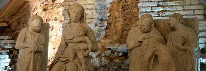 Presepio di Arnolfo di Cambio a Santa Maria Maggiore Roma