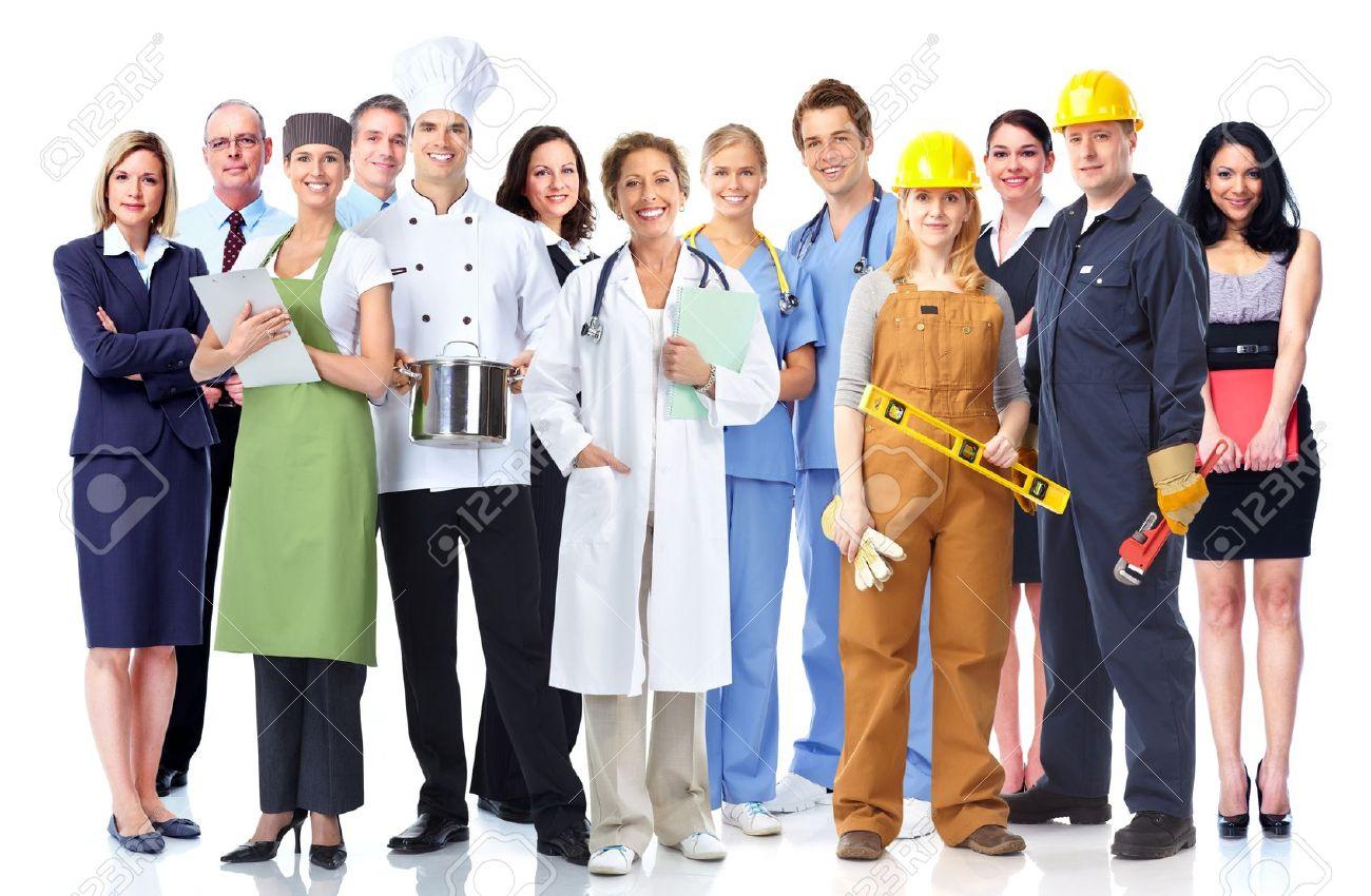 15396619-Gruppo-di-lavoratori-industriali-Archivio-Fotografico
